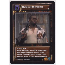 Rules of the Game (Ranged)