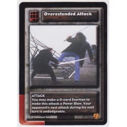 Overextended Attack (LL)