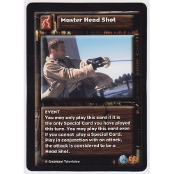 Master Head Shot