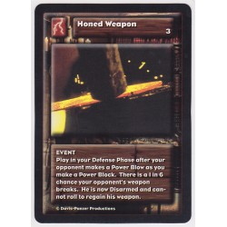 Honed Weapon