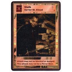 Xavier St. Cloud : Stalk