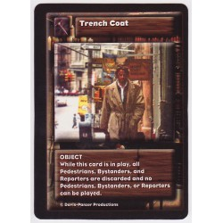 Trench Coat (Pedestrian)