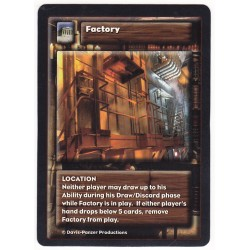 Factory (Revised)