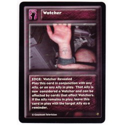 Watcher (Watcher Revealed)
