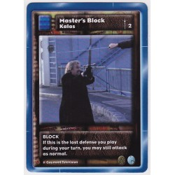 Kalas : Master's Block