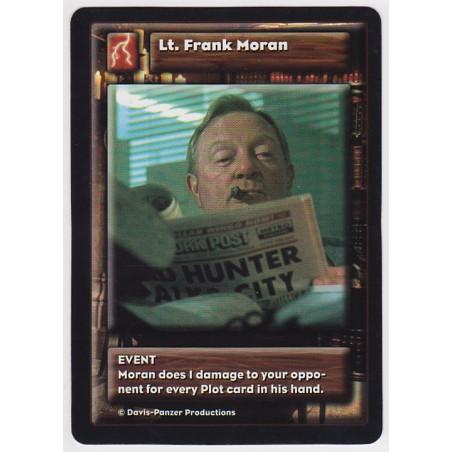 Methos : Inner Strength Front / Kane : Premium (+1 Ability) Back (Misprint)